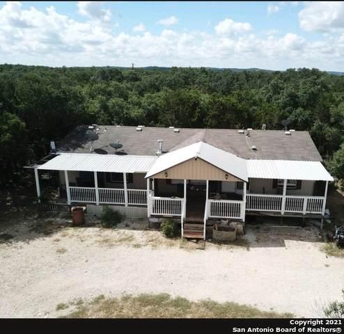 885 Brushy Creek Dr, Lakehills, TX 78063 (MLS #1556508) :: Real Estate by Design