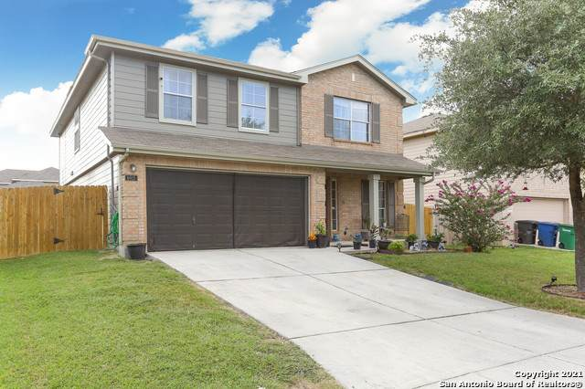 6915 Macaway Crk, San Antonio, TX 78244 (MLS #1556529) :: Beth Ann Falcon Real Estate