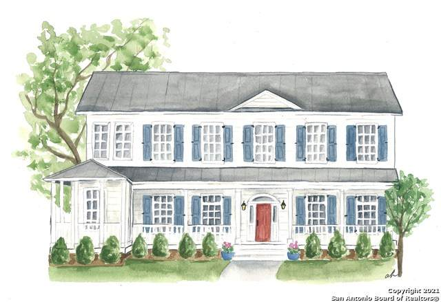 820 Canterbury Hill St, Terrell Hills, TX 78209 (MLS #1556557) :: Concierge Realty of SA