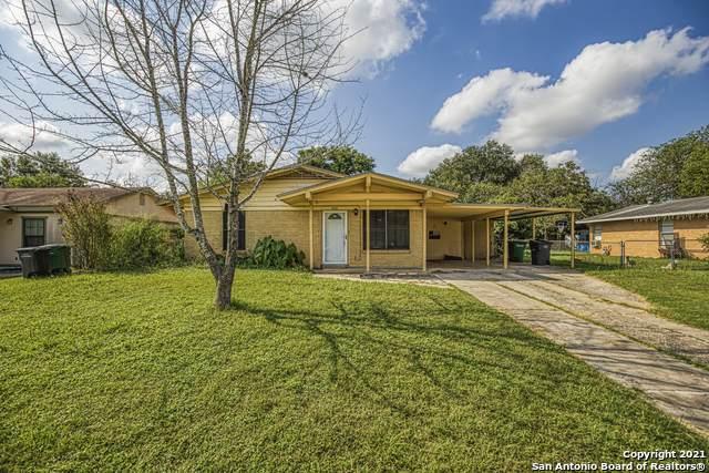 422 Wimberly Blvd, San Antonio, TX 78221 (MLS #1556611) :: The Real Estate Jesus Team