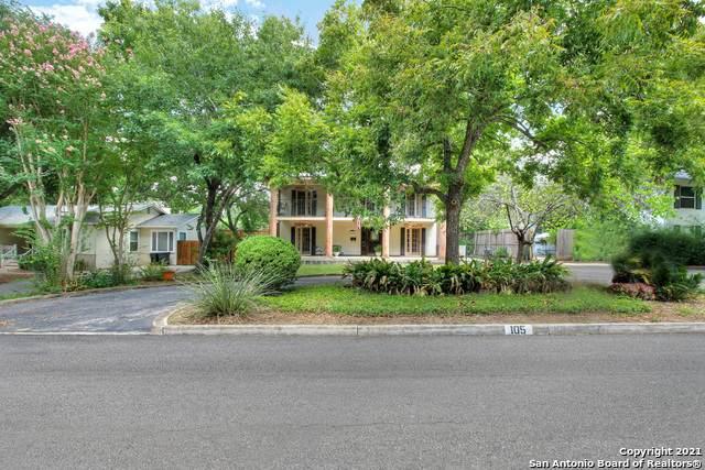 105 Morningside Dr, Terrell Hills, TX 78209 (MLS #1556698) :: Concierge Realty of SA