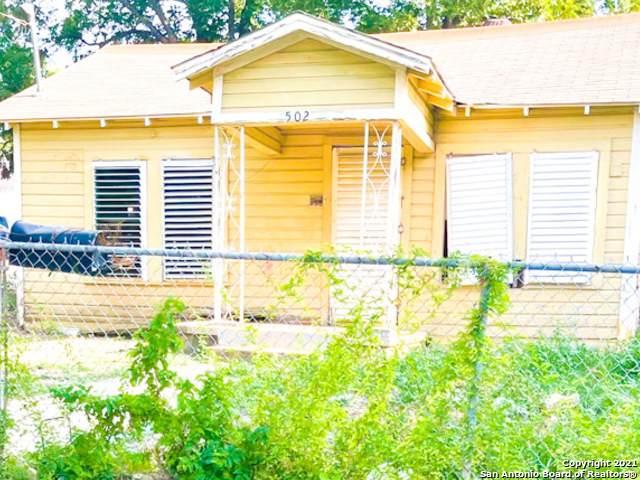 502 Gould St, San Antonio, TX 78207 (MLS #1556763) :: Phyllis Browning Company