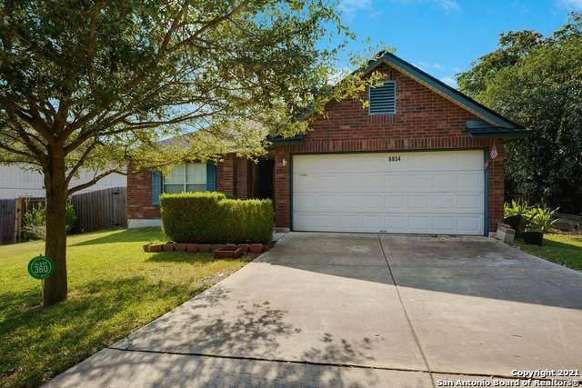 6934 Raintree Frst, San Antonio, TX 78233 (MLS #1556791) :: The Lopez Group