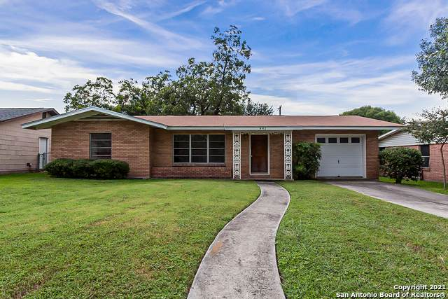 442 Hialeah Ave, San Antonio, TX 78218 (MLS #1556809) :: Alexis Weigand Real Estate Group