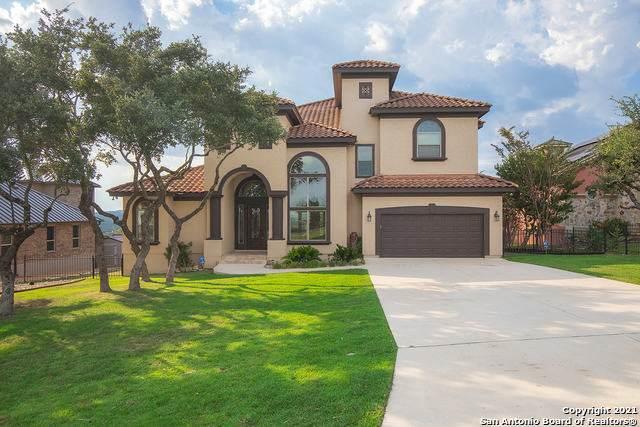 25810 Echo Mtn, San Antonio, TX 78260 (MLS #1556824) :: Carter Fine Homes - Keller Williams Heritage