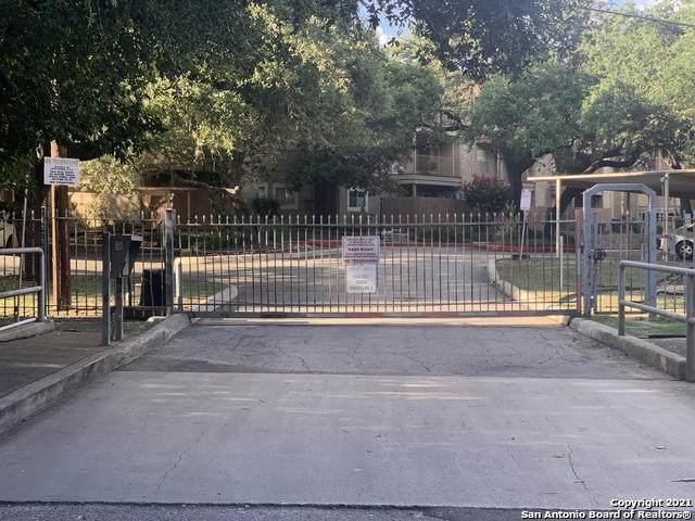 4119 Medical Dr 104C, San Antonio, TX 78229 (MLS #1556855) :: Alexis Weigand Real Estate Group