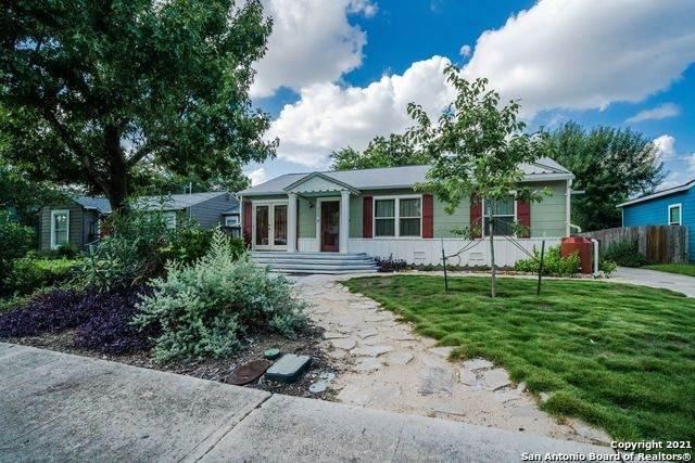 515 N Meadowlane Dr, San Antonio, TX 78209 (MLS #1556859) :: EXP Realty