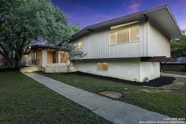 4211 Sylvanoaks Dr, San Antonio, TX 78229 (MLS #1556895) :: Carter Fine Homes - Keller Williams Heritage
