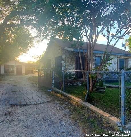 803 SW 37th St, San Antonio, TX 78237 (MLS #1556981) :: Vivid Realty