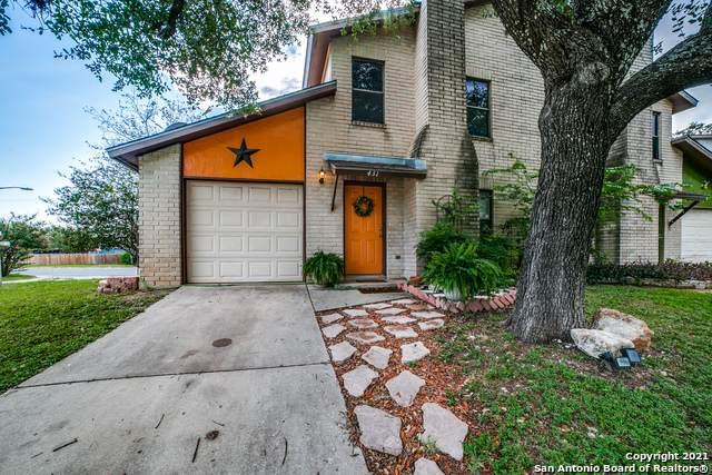 431 Rene Levy, San Antonio, TX 78227 (MLS #1557005) :: The Gradiz Group