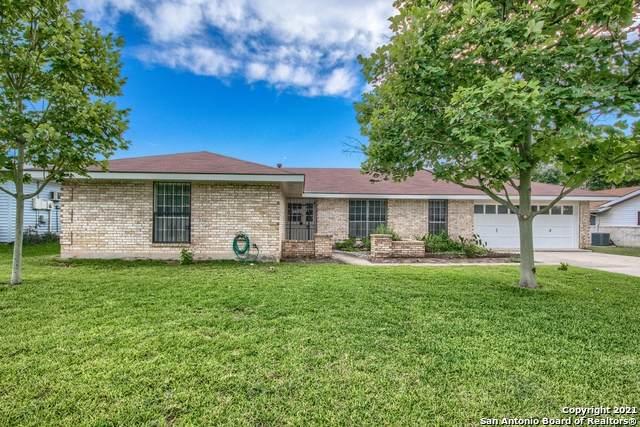5310 Castle Way, San Antonio, TX 78218 (MLS #1557010) :: Texas Premier Realty