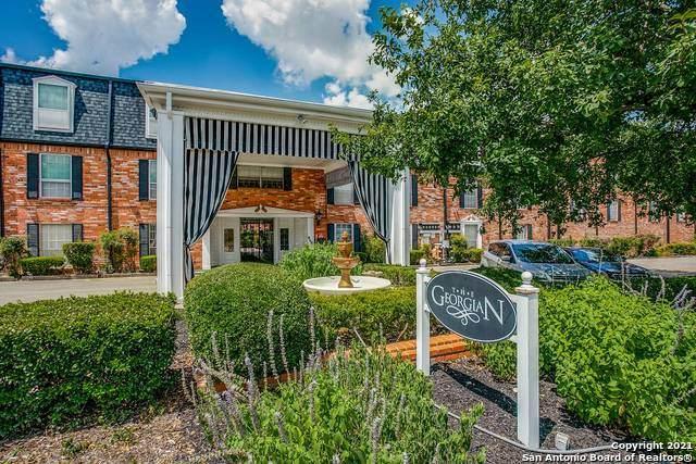 8401 N New Braunfels Ave #344, San Antonio, TX 78209 (MLS #1557061) :: Santos and Sandberg