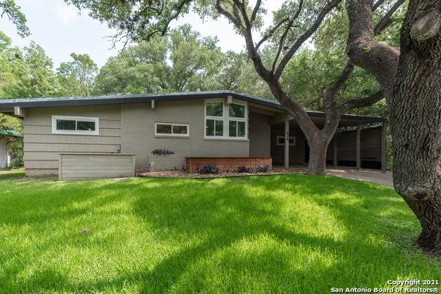 434 Burnside Dr, San Antonio, TX 78209 (#1557069) :: Zina & Co. Real Estate