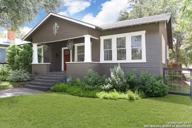 1040 W Agarita Ave, San Antonio, TX 78201 (MLS #1557110) :: The Glover Homes & Land Group