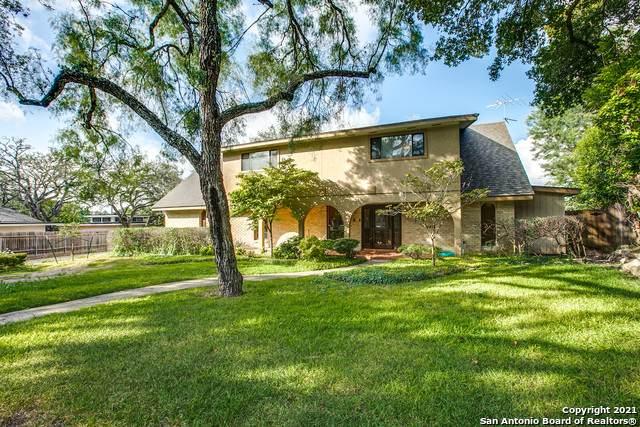 1414 Mount Vieja Dr, San Antonio, TX 78213 (MLS #1557131) :: Phyllis Browning Company