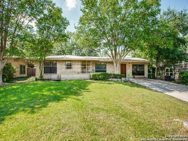 107 Verdant St, San Antonio, TX 78209 (MLS #1557150) :: Texas Premier Realty
