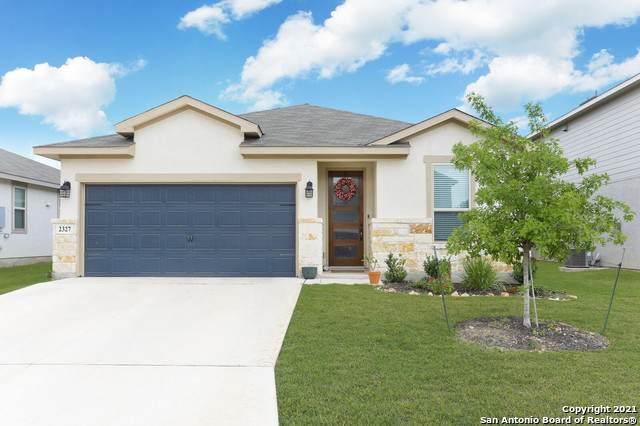 2327 Verona Way, San Antonio, TX 78259 (MLS #1557208) :: EXP Realty