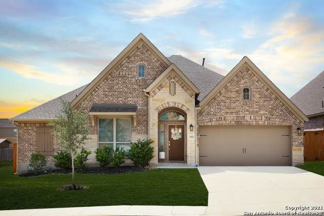 1911 Pitcher Bend, San Antonio, TX 78253 (MLS #1557322) :: The Glover Homes & Land Group