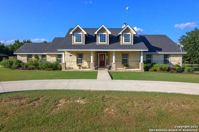 1046 Cielo Springs Dr, Blanco, TX 78606 (MLS #1557326) :: Alexis Weigand Real Estate Group