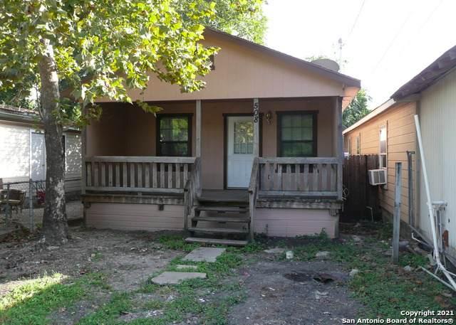 508 Randall Ave, San Antonio, TX 78237 (MLS #1557375) :: Concierge Realty of SA