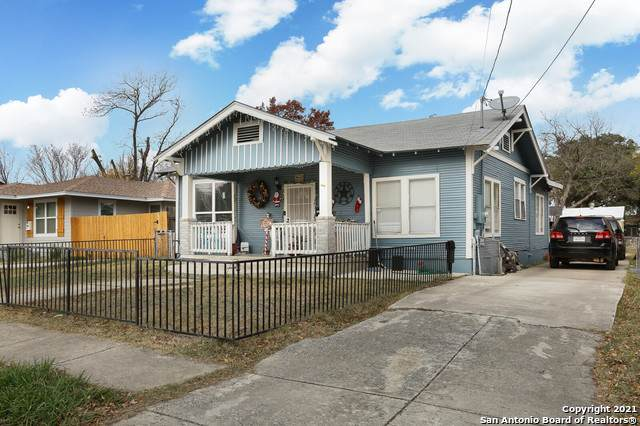1215 Waverly Ave, San Antonio, TX 78201 (MLS #1557419) :: The Glover Homes & Land Group