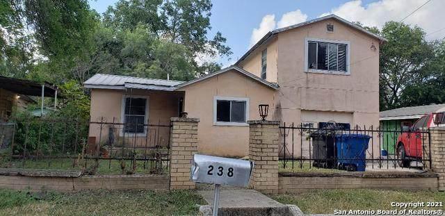 238 Doolittle St, San Antonio, TX 78211 (MLS #1557429) :: Phyllis Browning Company
