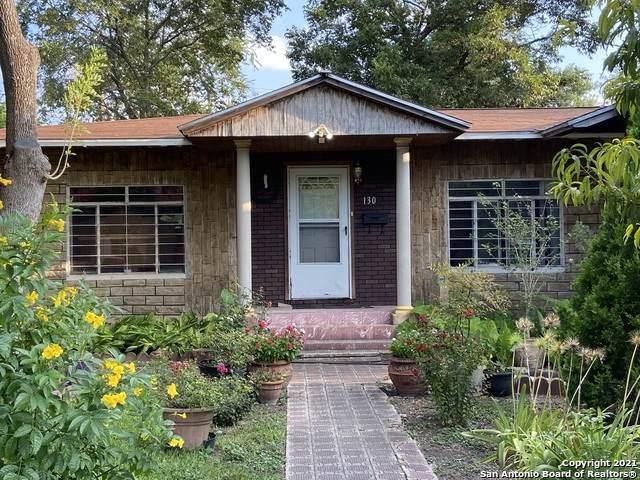 130 Saratoga Dr, San Antonio, TX 78213 (MLS #1557570) :: Concierge Realty of SA