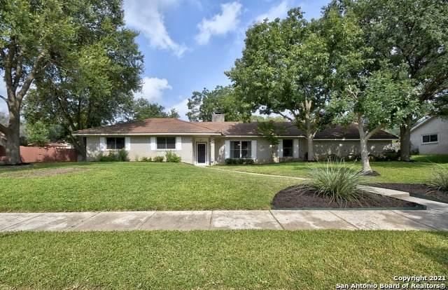 8611 Dudley Dr, San Antonio, TX 78230 (MLS #1557572) :: Real Estate by Design