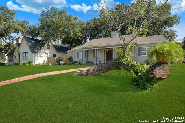 240 W Lullwood Ave, San Antonio, TX 78212 (MLS #1557574) :: Exquisite Properties, LLC