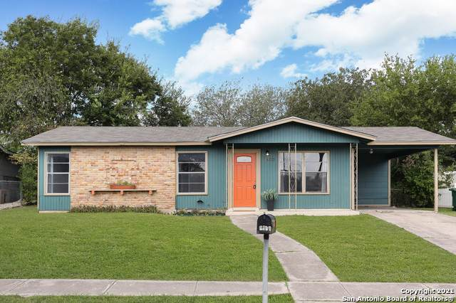 2711 Gunsmoke, San Antonio, TX 78227 (MLS #1557610) :: Exquisite Properties, LLC
