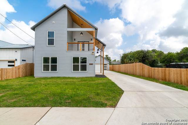 619 W Baylor, San Antonio, TX 78204 (MLS #1557647) :: The Lopez Group