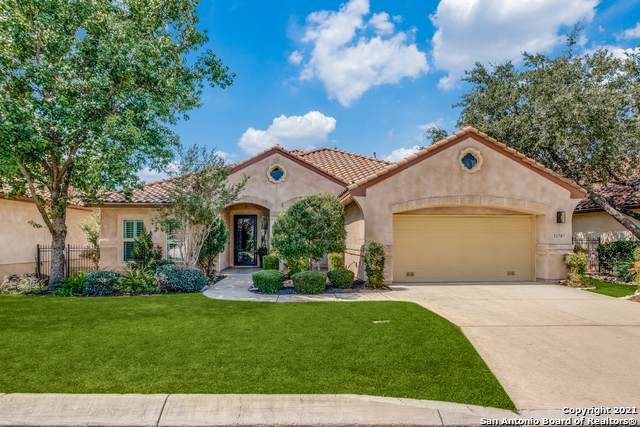 18707 Corsini Dr, San Antonio, TX 78258 (MLS #1557677) :: Alexis Weigand Real Estate Group