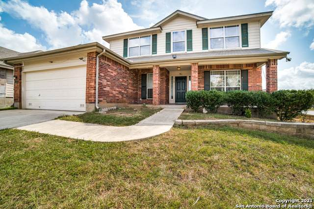 9706 Krier Ct, Converse, TX 78109 (MLS #1557717) :: Texas Premier Realty