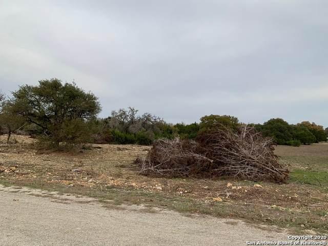 LOT 25 Canyon Drive, Bandera, TX 78003 (MLS #1557786) :: Green Residential