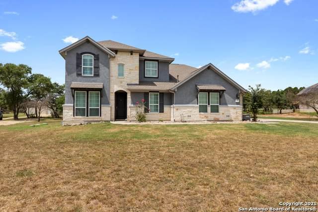 251 Appalachian Trail, New Braunfels, TX 78132 (MLS #1557792) :: Santos and Sandberg