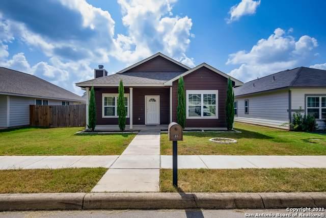 165 Lark Hill Rd, Floresville, TX 78114 (MLS #1557821) :: The Real Estate Jesus Team