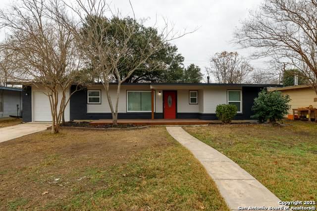 128 Trudy Ln, Universal City, TX 78148 (MLS #1557879) :: BHGRE HomeCity San Antonio