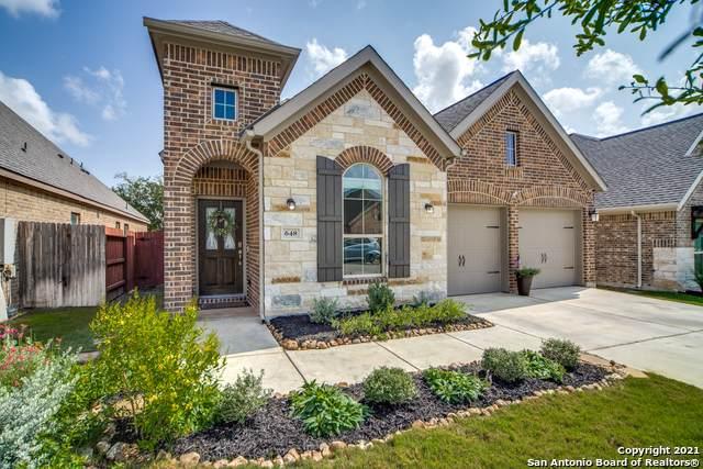 648 Arroyo Dorado, New Braunfels, TX 78130 (MLS #1557920) :: EXP Realty