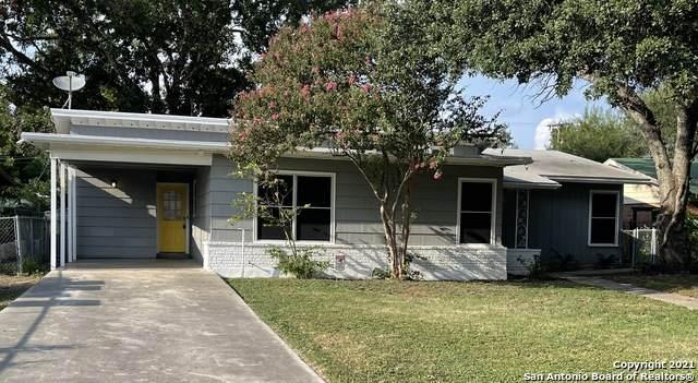 211 Bexar Dr, San Antonio, TX 78228 (MLS #1557924) :: Texas Premier Realty