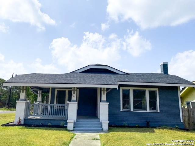 1144 Rigsby Ave, San Antonio, TX 78210 (MLS #1558004) :: Alexis Weigand Real Estate Group