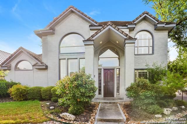 2 Barcom Ct, San Antonio, TX 78218 (MLS #1558107) :: The Glover Homes & Land Group