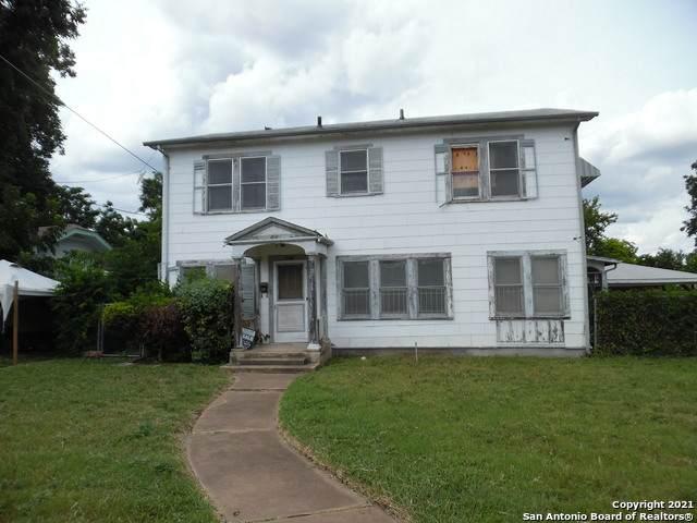 2511 E Houston  St, San Antonio, TX 78202 (MLS #1558161) :: Alexis Weigand Real Estate Group