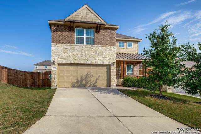 7627 Paraiso Hill, Boerne, TX 78015 (MLS #1558227) :: Beth Ann Falcon Real Estate