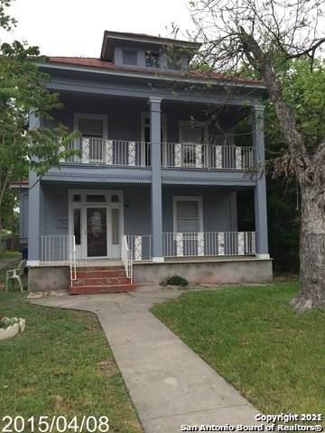 147 Halliday Ave, San Antonio, TX 78210 (MLS #1558264) :: Vivid Realty