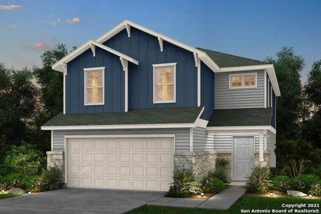 807 Crested Iris, New Braunfels, TX 78130 (MLS #1558402) :: Exquisite Properties, LLC