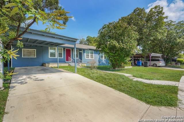2543 W Mulberry Ave, San Antonio, TX 78228 (MLS #1558440) :: Concierge Realty of SA