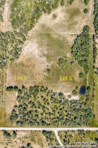 80 (LOT 6) Longhorn Rd, Stockdale, TX 78160 (MLS #1558459) :: Exquisite Properties, LLC