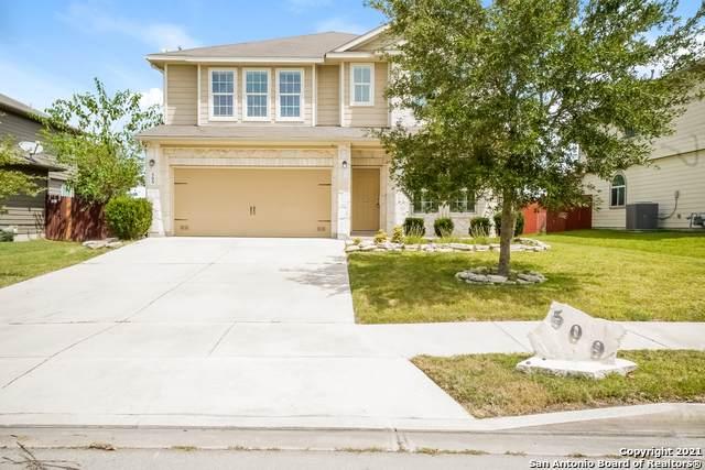 509 Whittmen Ave, Schertz, TX 78108 (MLS #1558486) :: Santos and Sandberg