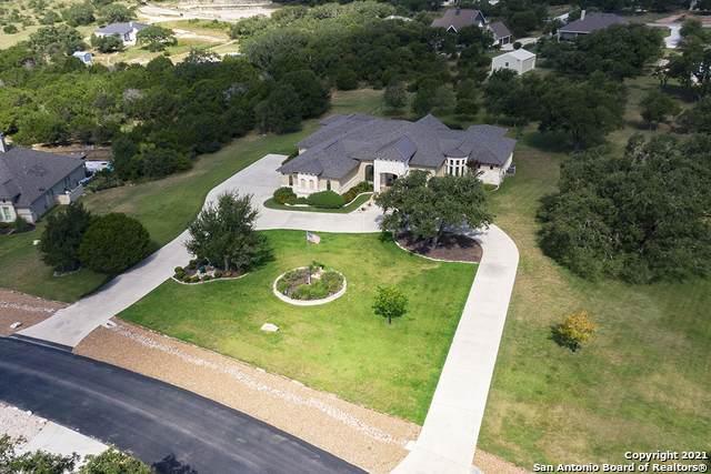 888 Oak Bluff Trail, New Braunfels, TX 78132 (MLS #1558532) :: Santos and Sandberg