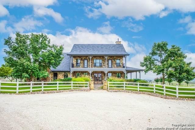 185 Creekwood Rd, Kerrville, TX 78028 (MLS #1558548) :: Real Estate by Design